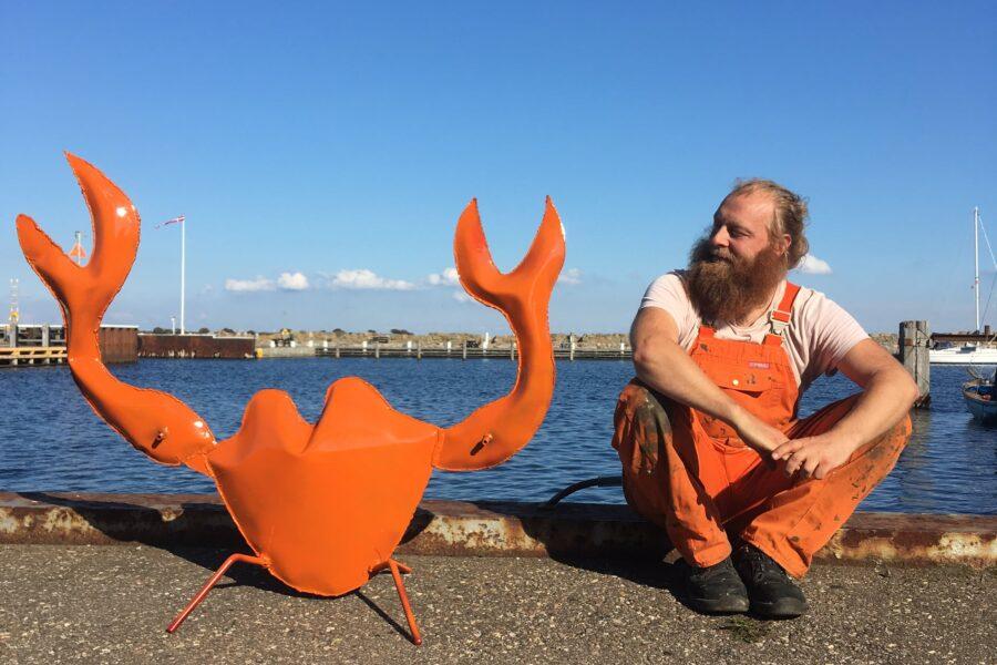 Pelle Brage vækker Kunstfærgen til live