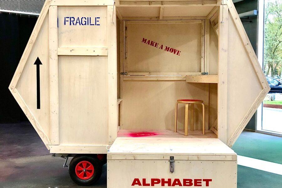 Alphabet Camp 2. Foto af Molly Haslund.