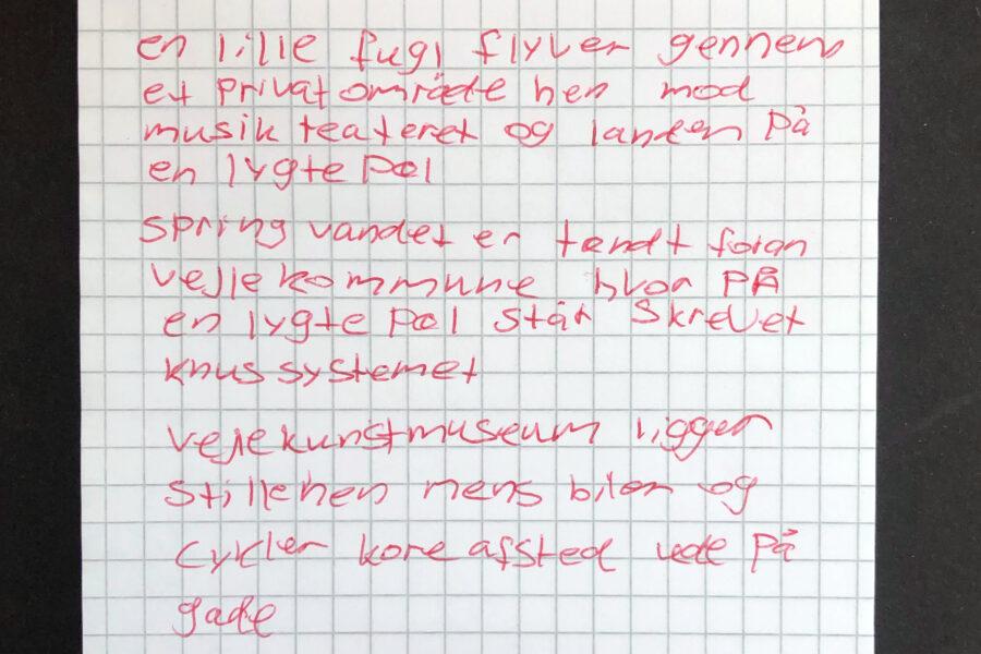 Tekst fra Vejle 4